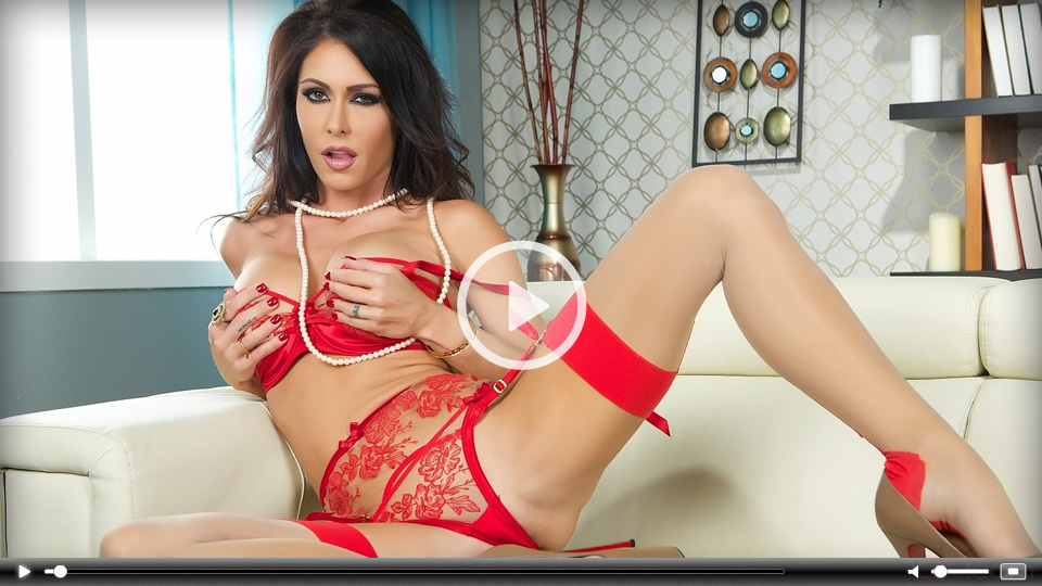 Big Tit Beauty Jessica Jaymes Shows Off Her Sexy Body